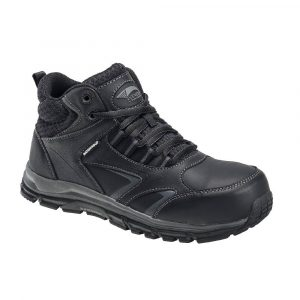 Avenger 7901 Thresher Black Alloy Toe EH WP Work Shoe