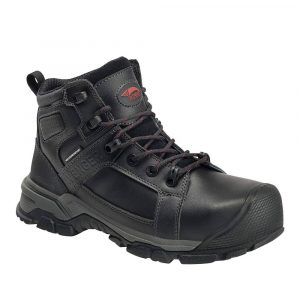 """Avenger A7331Ripsaw Black Carbon Toe EH PR WP 6"""" Work Boot"""