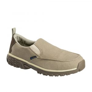 Nautilus 1610 Breeze Tan Alloy Toe EH Slip-On Work Shoe