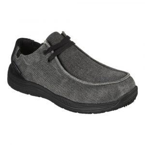 Skechers 200059 BLK Alloy Toe